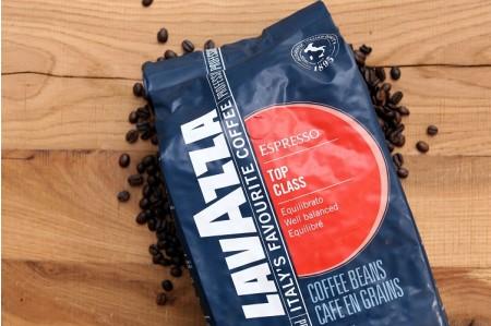 【LAVAZZA】TOP CLASS 咖啡豆