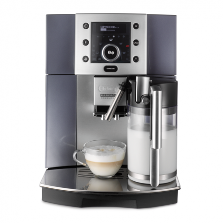 【義大利品牌】Delonghi-晶綵型 ESAM 5500全自動咖啡機