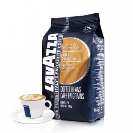 【LAVAZZA】GOLD SELECTION 咖啡豆 ( 均價$960 NTD)