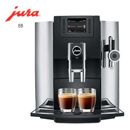 瑞士Jura優瑞 家用系列 E8全自動咖啡機 (中文介面)