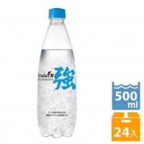 奇而思 Cheers EX 強氣泡水 (500ml*24入/箱)(平均每入$15)