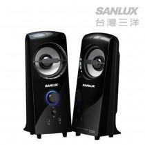 SANLUX台灣三洋2.0聲道多媒體喇叭SYSP-927
