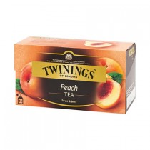[TWININGS 唐寧茶] 香甜蜜桃茶 (2gx25包)
