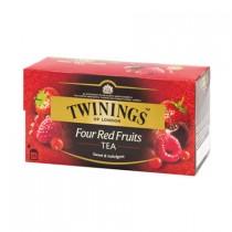 [TWININGS 唐寧茶] 四紅果茶 (2gx25包)