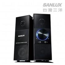 SANLUX台灣三洋旗艦2.0聲道多媒體喇叭-天之韻 (SYSP-1027)
