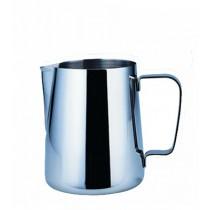素色不鏽鋼拉花杯銀色